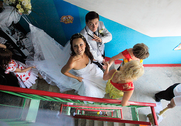 Конкурсы для выкупа похищенной невесты