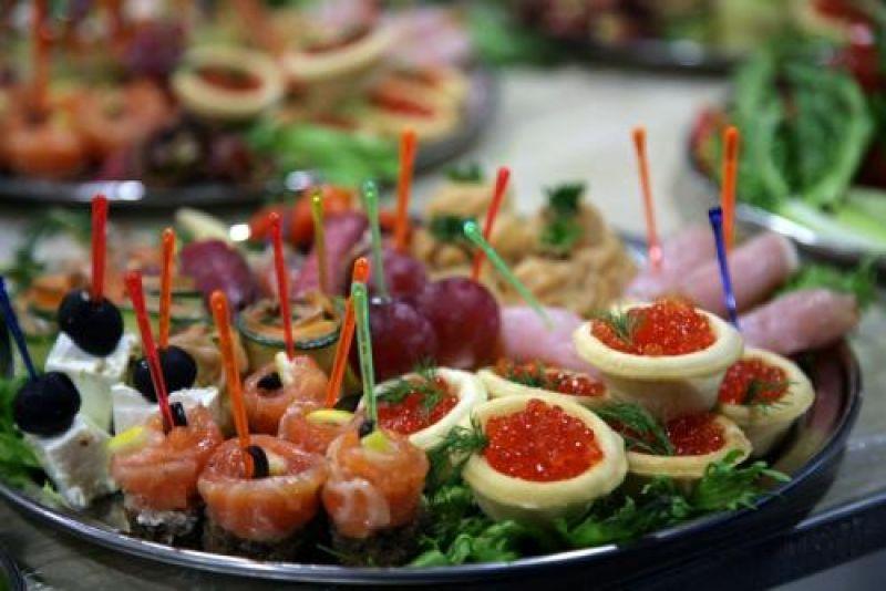 Акции на рыбные блюда