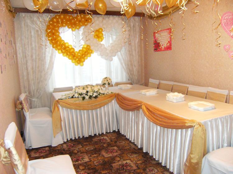 Свадьба дома своими руками 25