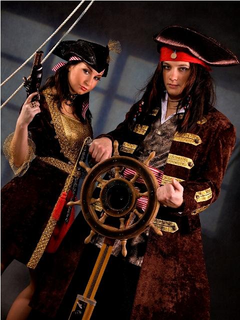фото пиратов и пираток