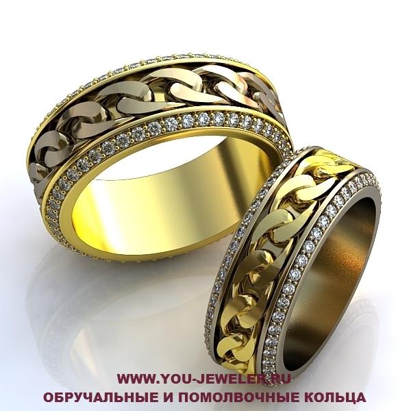 Обручальные кольца в самаре фото