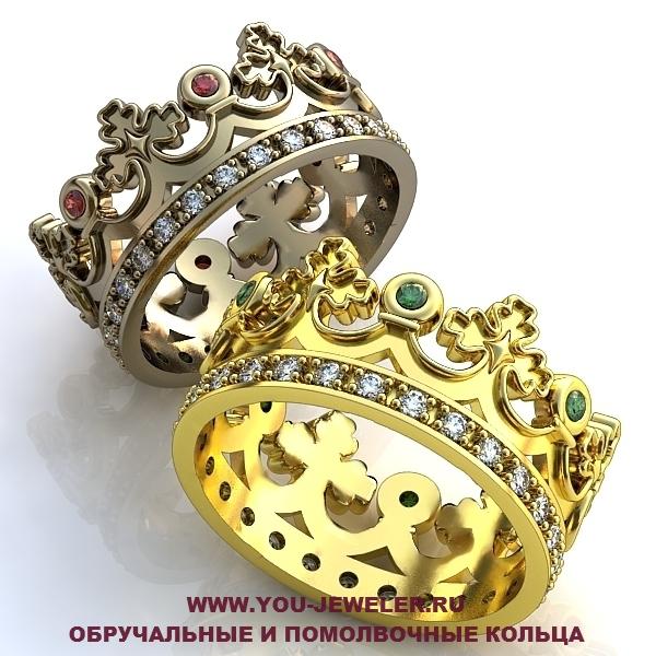 Кольца  miuzru