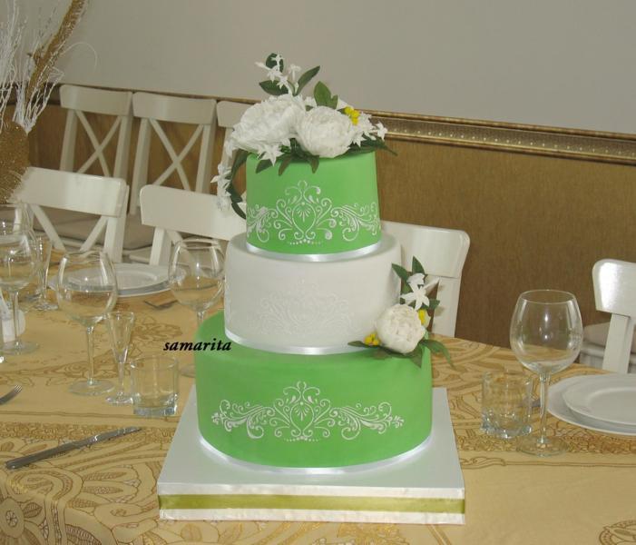 Свадебные торты фото в миассе