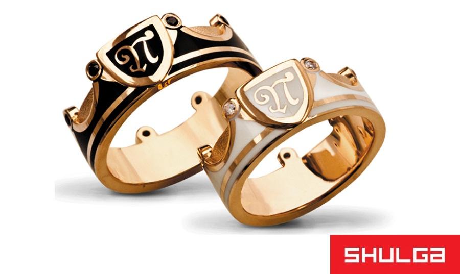 обручальные кольца в смоленске  и цены