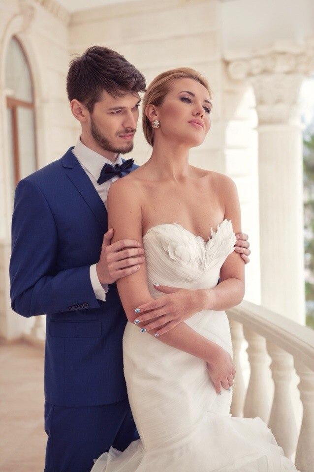 Свадебные прически жениха