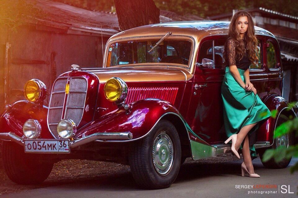 ретро автомобили цена с фото в россии