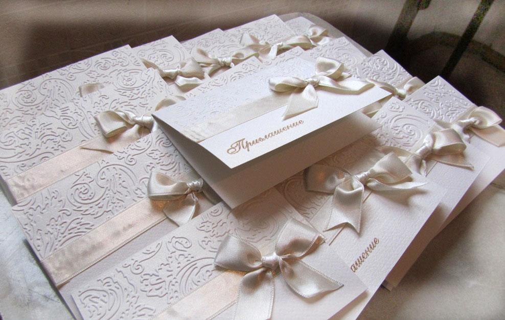Волгоград заказать пригласительные на свадьбу