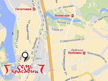 Городская поликлиника  109 ЮВАО м Печатники